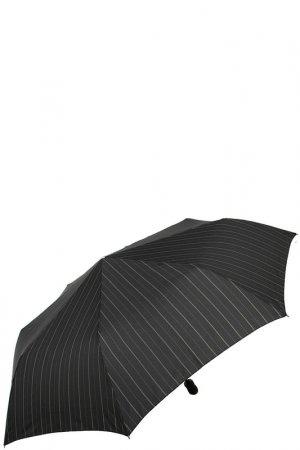 Зонт Doppler. Цвет: полоска, черный