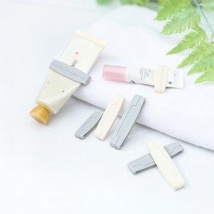 3шт соковыжималка для зубной пасты случайного цвета SHEIN. Цвет: многоцветный