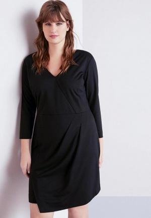 Платье Violeta by Mango - LUZ. Цвет: черный