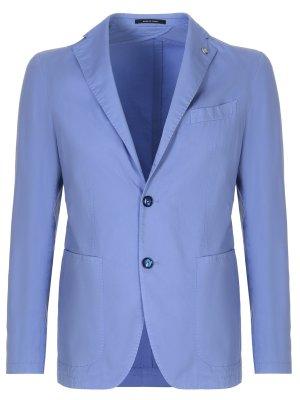 Пиджак из хлопка TAGLIATORE