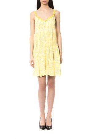 Dress Byblos. Цвет: yellow