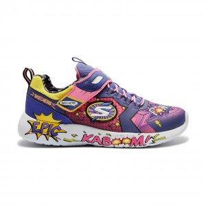 Кроссовки DYNAMIGHT HERO STATUS Kids low shoes SKECHERS