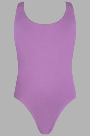 Купальник Arina Ballerina. Цвет: фиолетовый