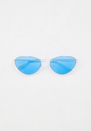 Очки солнцезащитные McQ Alexander McQueen MQ0312S. Цвет: белый