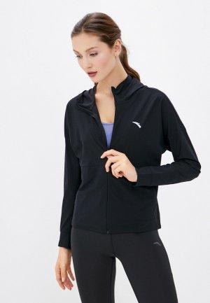 Ветровка Anta Running Professional. Цвет: черный