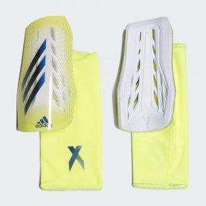 Футбольные щитки X League Performance adidas. Цвет: черный
