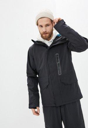Куртка сноубордическая Billabong DELTA STX JKT. Цвет: черный