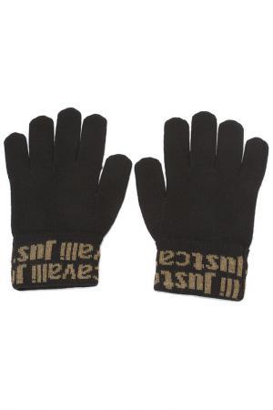 Перчатки Just Cavalli. Цвет: 208, черный
