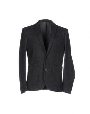Пиджак MINIMUM. Цвет: свинцово-серый