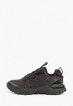 Кроссовки Nike REACT VISION (GS). Цвет: черный