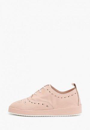 Ботинки Alterego. Цвет: розовый
