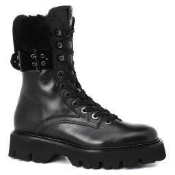 Ботинки QD11 черный 4US CESARE PACIOTTI