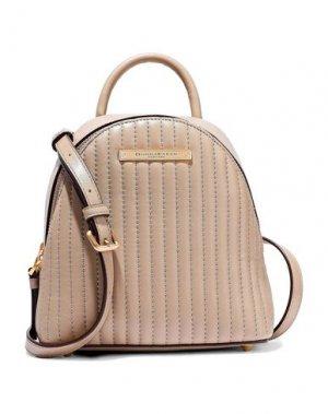 Рюкзаки и сумки на пояс DONNA KARAN. Цвет: хаки