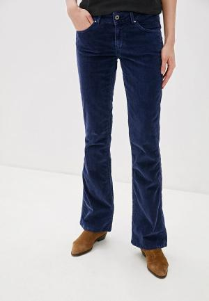 Брюки Pepe Jeans NEW PIMLICO. Цвет: синий