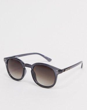 Черные солнцезащитные очки Watson-Черный Santa Cruz