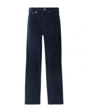 Повседневные брюки J.CREW. Цвет: темно-синий