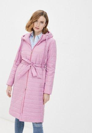 Куртка утепленная Modress. Цвет: розовый