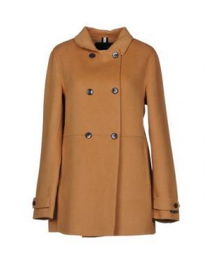 Пальто AT.P.CO. Цвет: верблюжий