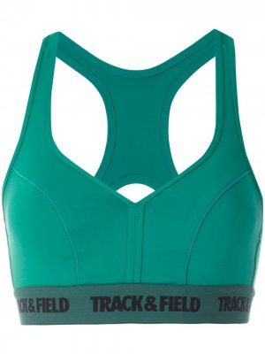 TOP PWR BS Track & Field. Цвет: зеленый