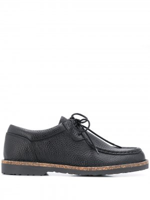 Туфли Pasadena на шнуровке Birkenstock. Цвет: черный