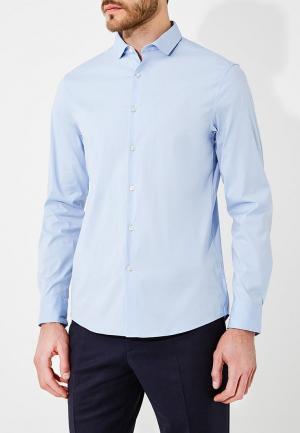 Рубашка Michael Kors. Цвет: голубой