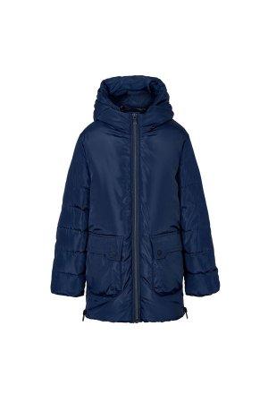 Куртка Silver Spoon. Цвет: синий