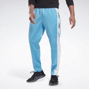 Тренировочные брюки Training Essentials Vector Reebok. Цвет: radiant aqua
