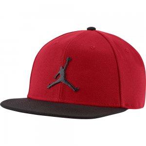 Pro Jumpman Snapback Jordan. Цвет: красный