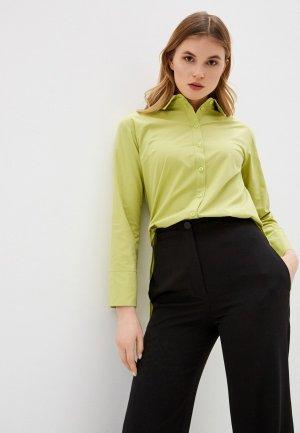 Рубашка Remix. Цвет: зеленый