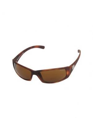 Солнечные очки SMITH. Цвет: коричневый