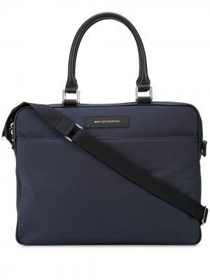 Сумка для ноутбука Haneda 15 WANT Les Essentiels. Цвет: синий