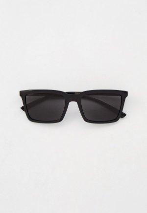 Очки солнцезащитные Dolce&Gabbana DG6151 501/87. Цвет: черный