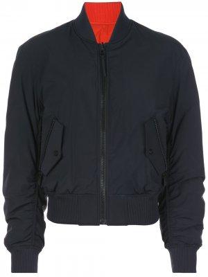 Куртка-бомбер на молнии Aztech Mountain. Цвет: черный