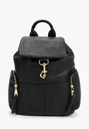 Рюкзак Topshop. Цвет: черный