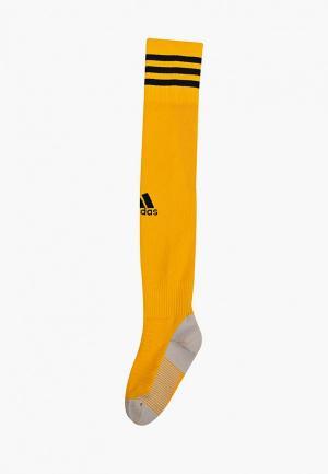 Гетры adidas ADI SOCK 18. Цвет: желтый