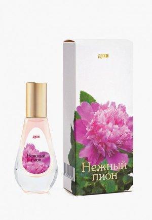 Духи Dilis Parfum Нежный пион, 9,5 мл. Цвет: прозрачный