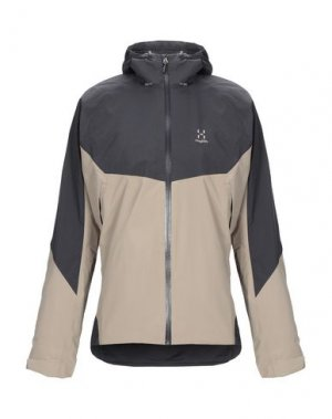 Куртка HAGLÖFS. Цвет: хаки