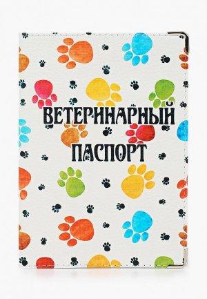 Обложка для документов Modaprint. Цвет: белый