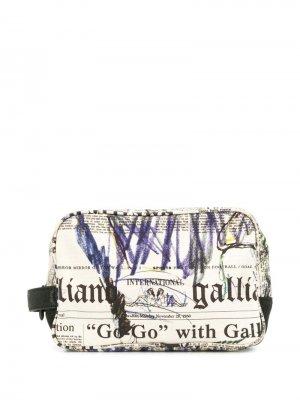 Массивная цепь на пояс Jean Paul Gaultier Pre-Owned. Цвет: золотистый