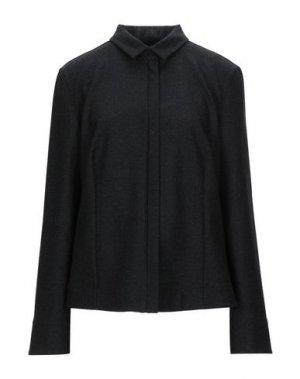 Pубашка AKRIS. Цвет: стальной серый