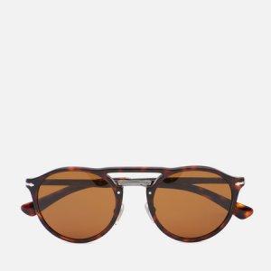 Солнцезащитные очки PO3264S Persol. Цвет: коричневый