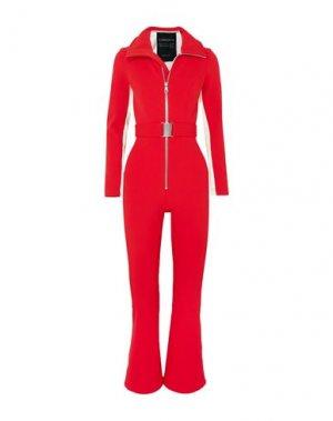 Лыжная одежда CORDOVA. Цвет: красный