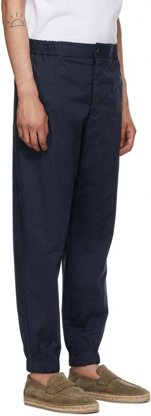 Navy Jogging Trousers Etro. Цвет: 0201 blu