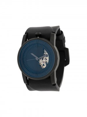 Наручные часы R413 Phantom 41.3 мм Fob Paris. Цвет: черный