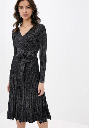 Платье Блисс. Цвет: черный