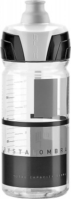 Фляга Elite Crystal Ombra 550. Цвет: белый