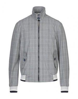 Куртка ENERGIE. Цвет: серый