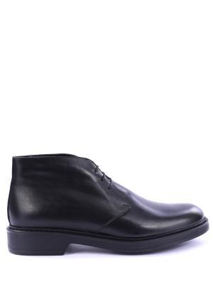 Кожаные ботинки-дезерты FLORSHEIM