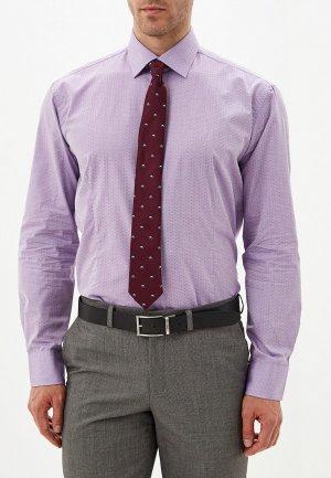 Рубашка Grostyle. Цвет: фиолетовый