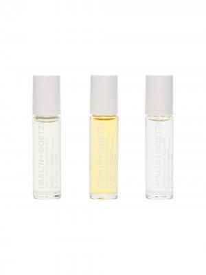 Набор парфюмерных масел MALIN+GOETZ. Цвет: желтый